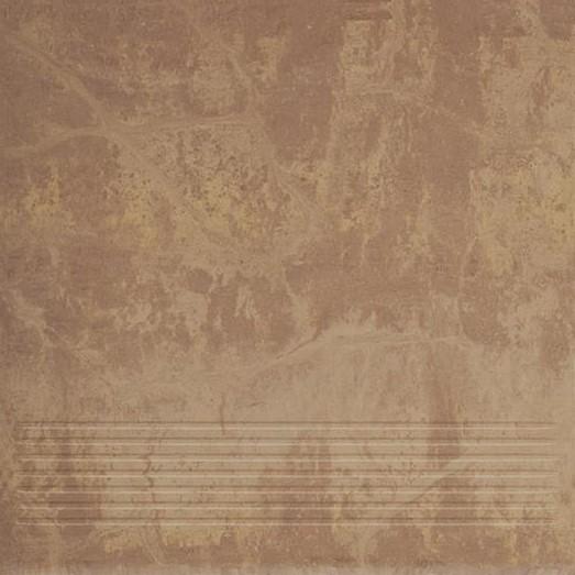 Paradyz Mistral ochra PAR-FZD236261  Rillenstufe 30x30 matt