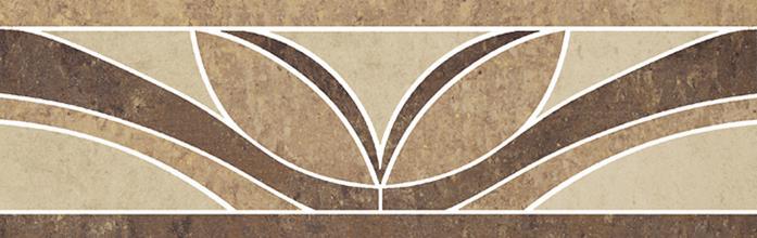 Paradyz Mistral beige PAR-FZD225092  Dekor 30x9,8 poliert