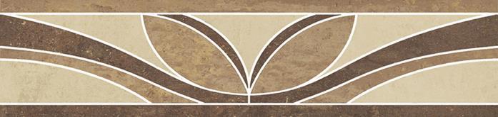 Paradyz Mistral beige PAR-FZD225098  Dekor 40x9,8 poliert