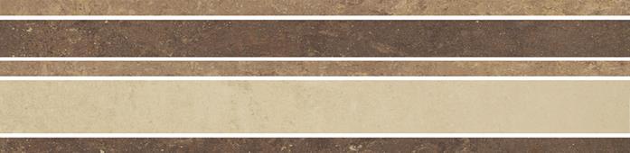 Paradyz Mistral beige PAR-FZD225101  Dekor 40x9,8 poliert