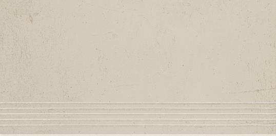 Paradyz Taranto beige PAR-FZD366304  Rillenstufe 60x30 matt