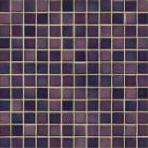 Jasba Fresh vivid violet-mix JA-41210 H Mosaik 2x2 32x32 glänzend