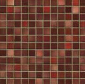 Jasba Fresh mystic red-mix JA-41213 H Mosaik 2x2 32x32 glänzend
