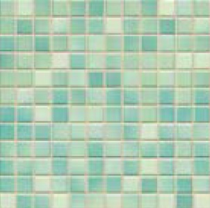 Jasba Frech Secura light blue-mix JA-41307 H Mosaik 2x2 32x32 natural R10