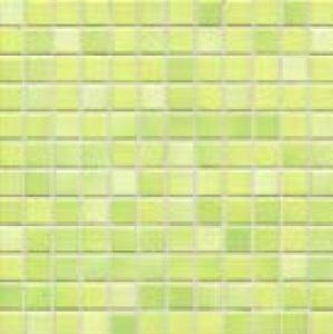Jasba Frech Secura lime green-mix JA-41314 H Mosaik 2x2 32x32 natural R10