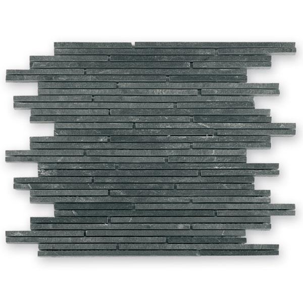 Bärwolf Sticks black BA-CM-09005 Schiefer Sticks Vario 30x30 matt