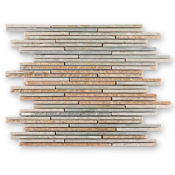 Bärwolf Sticks light rustic BA-CM-09006 Metamorphit Sticks Vario 30x30 matt