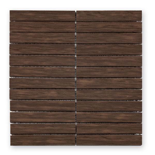 Bärwolf Sticks wood brown polish BA-CM-10024 Sandstein Sticks 14,8x2,3 30x30 poliert