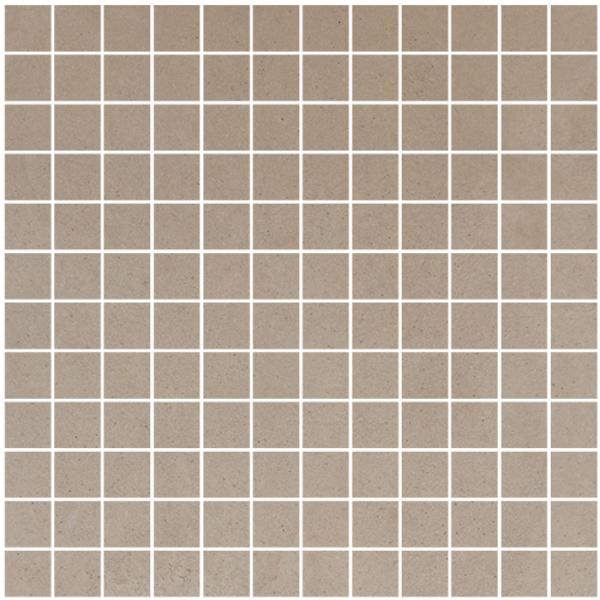 Cisa Concreta Tortora CIS-0161126 Mosaik 2,5x2,5 30x30 matt R9