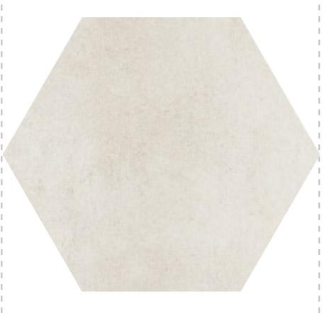 Savoia  Domus  Sabbia SA-S40130ESAA Bodenfliese 40x40 matt Betonoptik Hexagon