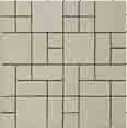 Todagres Sabbia Mix Verde TO-12044 Mosaico Multiformato 30x30 natural, pulido R9