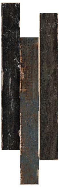 Sant' Agostino Blendart Dark CSABLADK15 Bodenfliese 120x15 matt