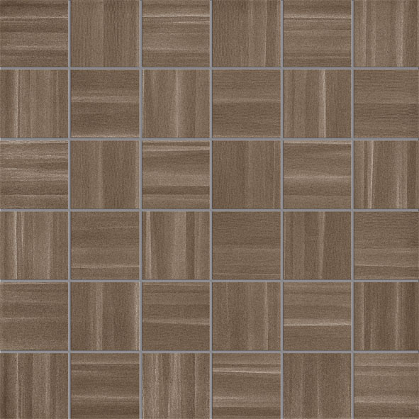 La Fabbrica 5th Avenue Chocolate 9264 Mosaik 30x30 Lappato