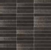 Todagres VIP Black TO-16725 Mosaico 2x10 30x30 lapado