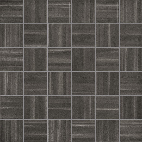 La Fabbrica 5th Avenue Black Chic 9265 Mosaik 30x30 Lappato