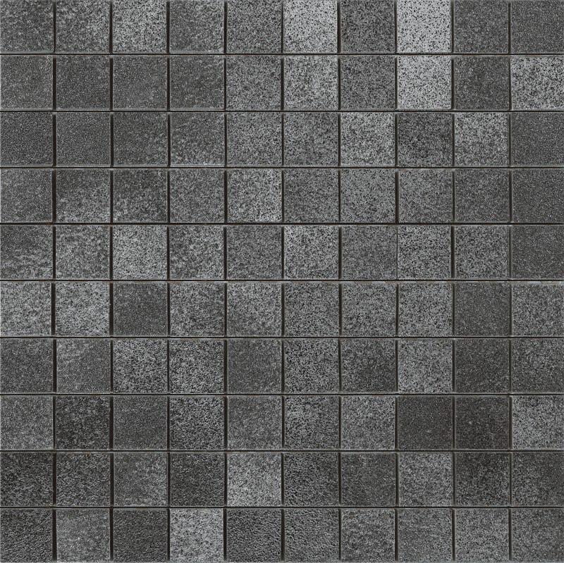 La Fabbrica Fusion Platinum 9154 Mosaik 32,6x32,6 Lappato