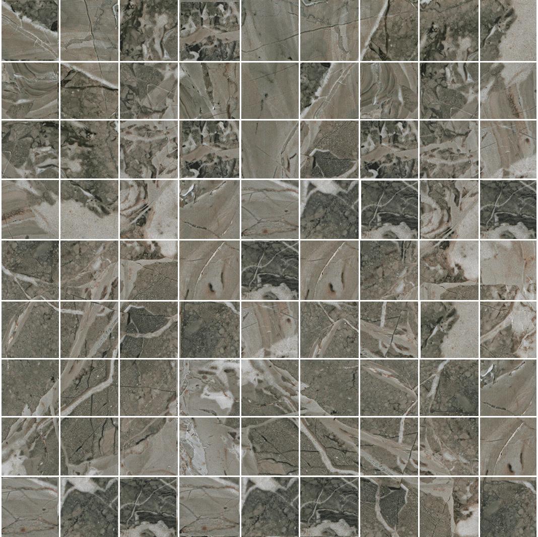 La Fabbrica Smart Taupe SMARM3R2 Mosaik 33,3x33,3 Natural