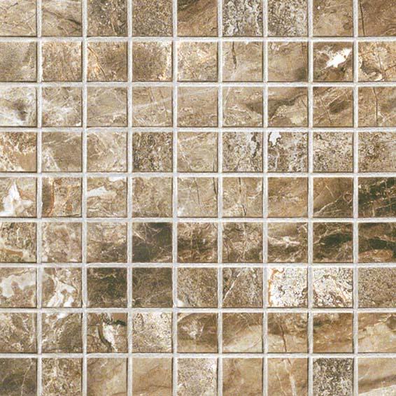 La Fabbrica Thrill Walnut laf-9M33 Mosaik 30,8x30,8 Lappato
