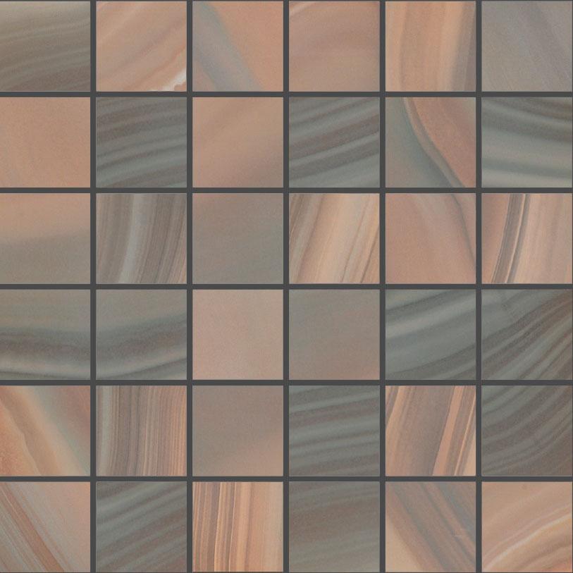 La Fabbrica Astra Ambra LA069118 Mosaik 29x29 Lappato