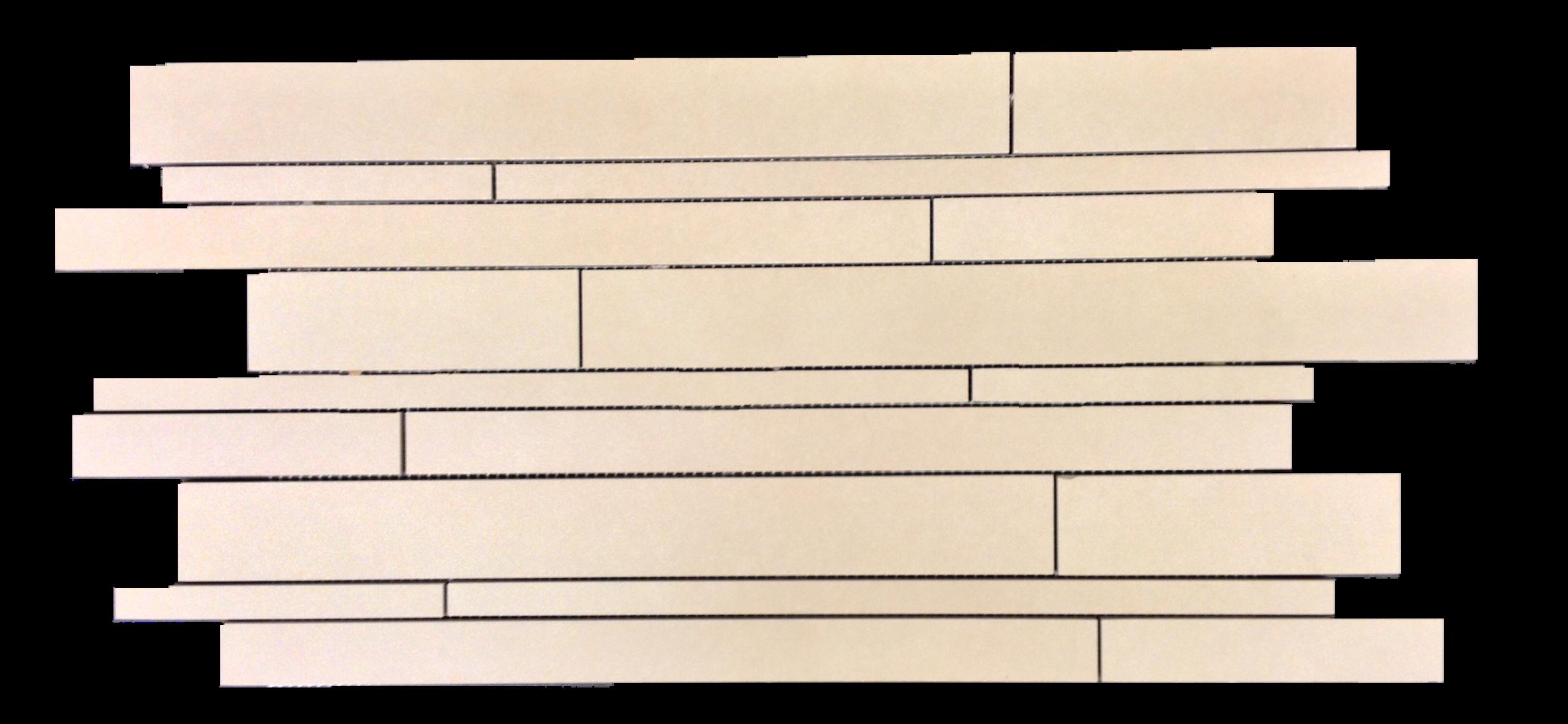 Bien  Objekt Beige  Mosaik 30x48,6 matt