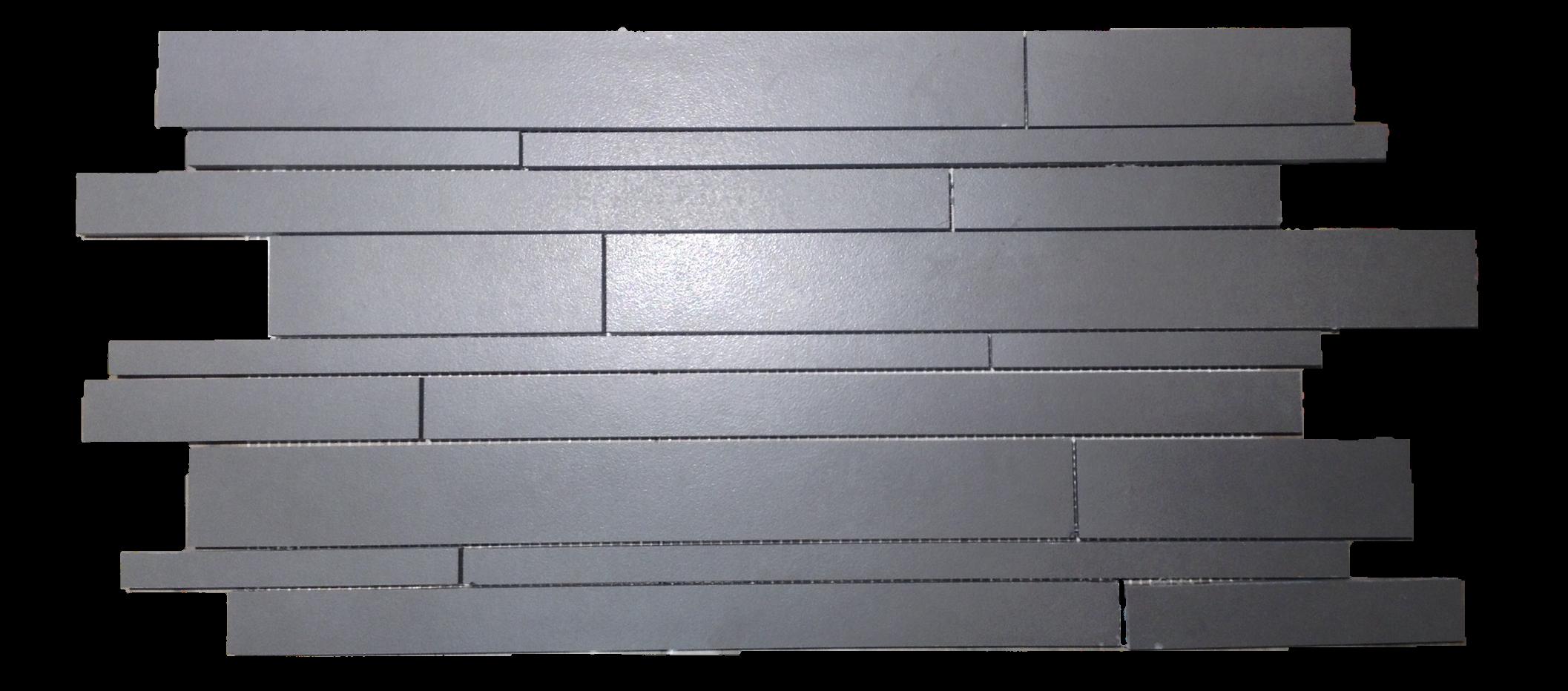 Bien Objekt Anthracite  Mosaik 30x68 matt