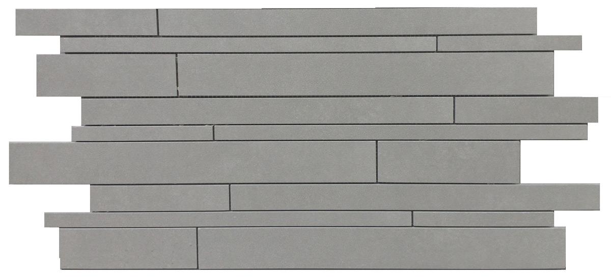 Bien Objekt Grey  Mosaik 30x48,6 matt