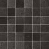 Todagres VIP Black TO-17066 Mosaico Multiespesorado 5x5 30x30 lapado