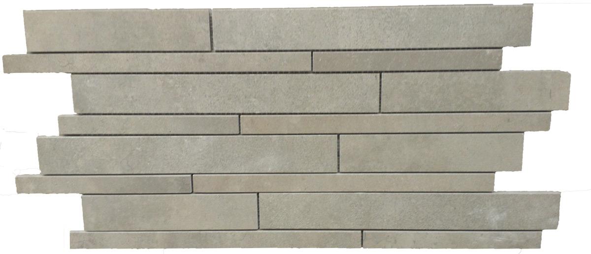 Castelvetro Fusion Cemento Muretto 30x60