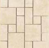 Todagres Stone Beige TO-15389 Mosaico Modular 30x30 natural R9