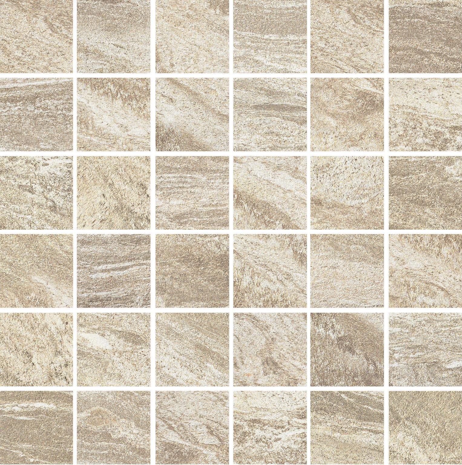 Cisa Ceramiche Valstein Beige CC0161740 Mosaik 30x30 Natural