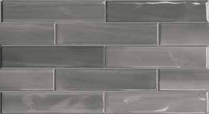 Sant Agostino Shadebox Grey CSASHBG730 Boden-/Wandfliese 30x7,3