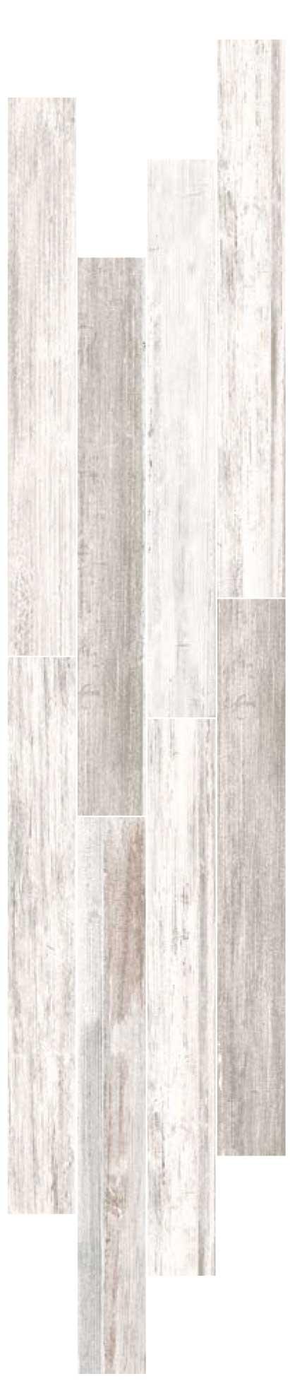Sant Agostino Pictart White CSAPIWH760 Boden-/Wandfliese 60x7,5