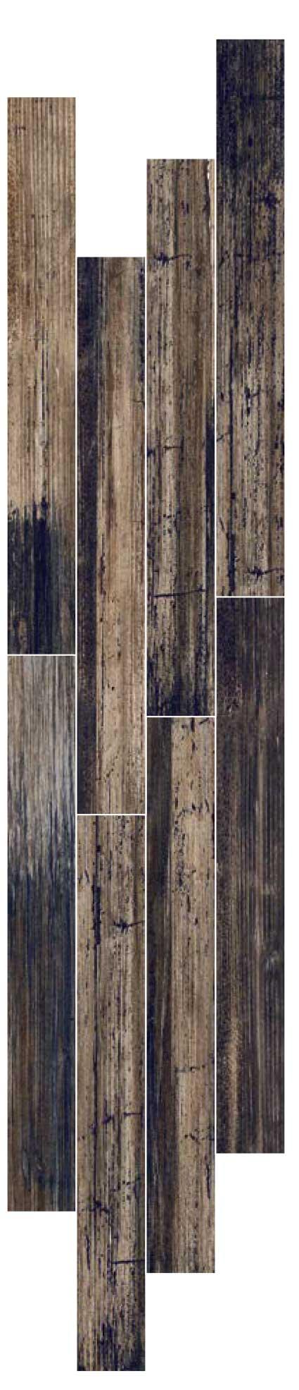 Sant Agostino Pictart Dark CSAPIDA760 Boden-/Wandfliese 60x7,5