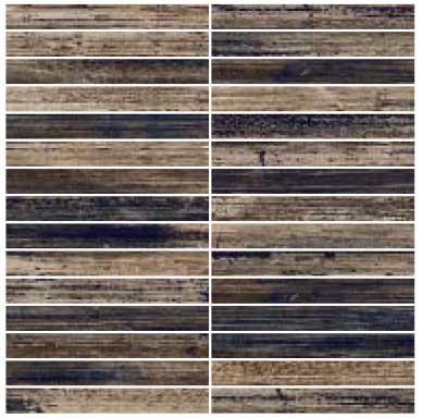 Sant Agostino Pictart Dark CSAPLPDA30 Boden-/Wandfliese 30x30