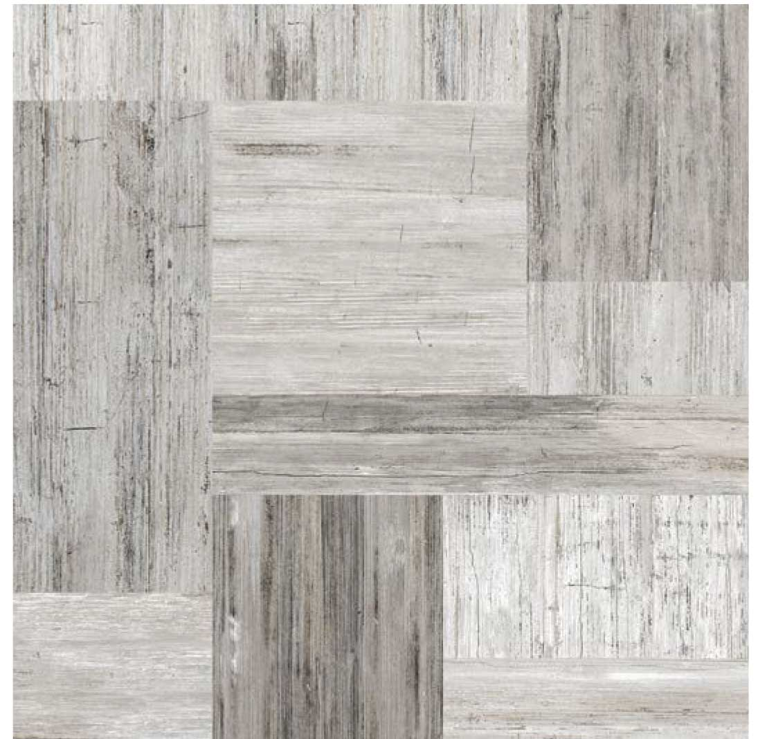 Sant Agostino Pictart Grey CSAPICGR90 Boden-/Wandfliese 90x90