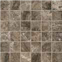Cisa Ceramiche Royal Marble Noce CC0170172 Mosaik 33,3x33,3 Natural