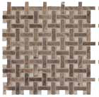 Cisa Ceramiche Royal Marble Noce CC0170170 Mosaik 33,3x33,3 Natural/Lappato
