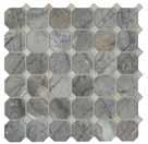 Cisa Ceramiche Royal Marble Grigio CC0170149 Mosaik 33,3x33,3 Lappato