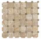 Cisa Ceramiche Royal Marble Beige CC0170129 Mosaik 33,3x33,3 Lappato