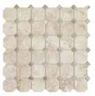 Cisa Ceramiche Royal Marble Almond CC0170109 Mosaik 33,3x33,3 Lappato