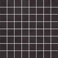 Cinca Adamastor Schwarz CI-8623/640N Mosaik 4x4 33x33 natur R10