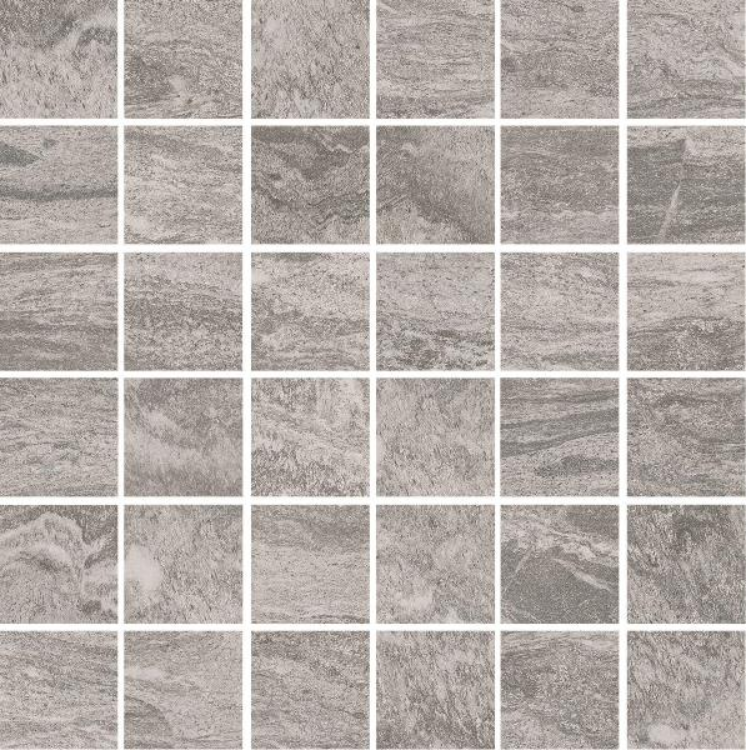 Cisa Ceramiche Valstein Kohle CC0161790 Mosaik 30x30 Natural