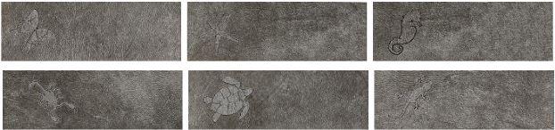 La Fabbrica Fusion Life Platinum L433 Dekor 49x16,2 Lappato