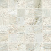 Castelvetro Renova White CRN1TZ Mosaik 30x30 Matt