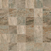 Castelvetro Renova Golden Grey CRN6TZ Mosaik 30x30 Matt