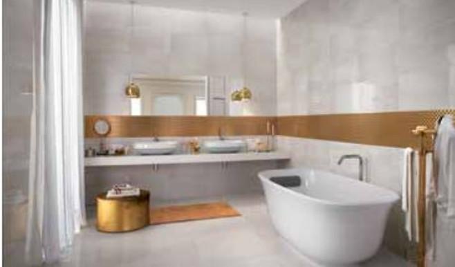 Fap Ceramiche Frame White FAP-FLGX Boden-/Wandfliese 60x60 Matt