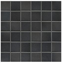 Jasba Frech Secura midnight black-mix JA-41405 H Mosaik 5x5 32x32 natural R10