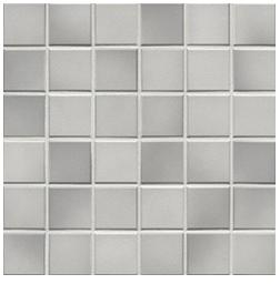 Jasba Frech Secura light gray-mix JA-41403 H Mosaik 5x5 32x32 natural R10