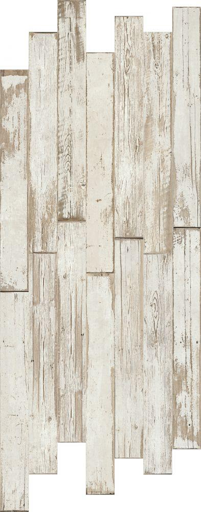 Sant' Agostino Blendart White CSABLAWH40 Terrassenplatte 120x40cm matt