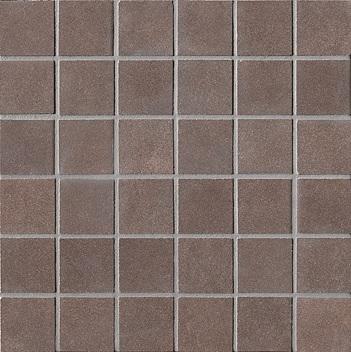 Pastorelli Manhattan marrone PA-40402601 Mosaik 5x5 30x30 naturale